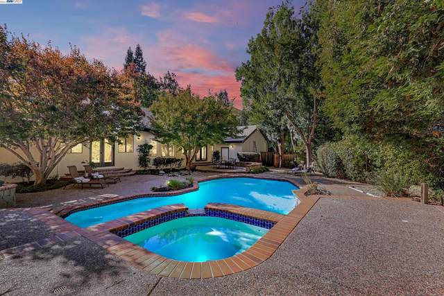 125 Lark Ct, Alamo, CA 94507 (#BE40970673) :: The Kulda Real Estate Group