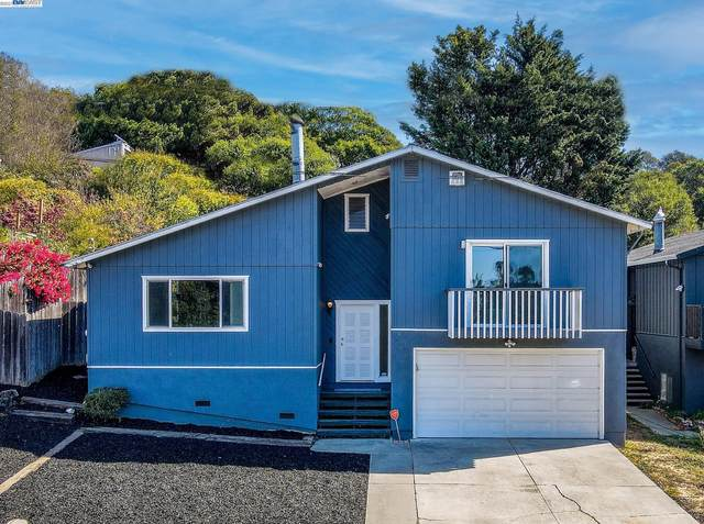 1670 Hillcrest Rd, San Pablo, CA 94806 (#BE40970679) :: Paymon Real Estate Group