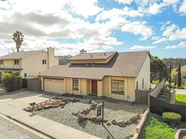 2825 Trimble Ct, Hayward, CA 94542 (#BE40970689) :: Paymon Real Estate Group