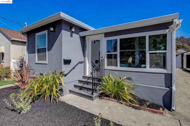 1342 Richmond St, El Cerrito, CA 94530 (#EB40970700) :: The Kulda Real Estate Group