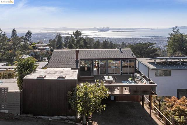1375 Summit Rd, Berkeley, CA 94708 (#EB40970714) :: The Kulda Real Estate Group