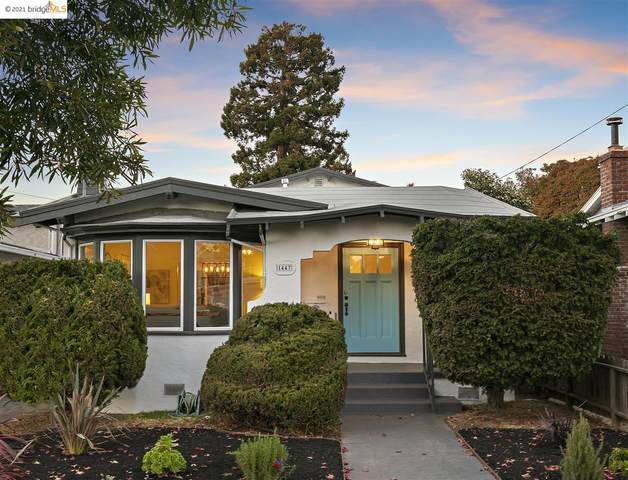 1447 Portland Ave, Albany, CA 94706 (#EB40970716) :: The Kulda Real Estate Group