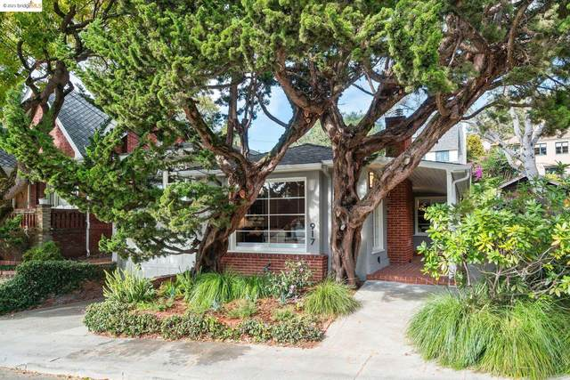 917 Regal Rd, Berkeley, CA 94708 (#EB40970722) :: The Kulda Real Estate Group