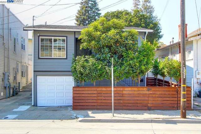2215 14TH AVE, Oakland, CA 94606 (#BE40970754) :: Strock Real Estate