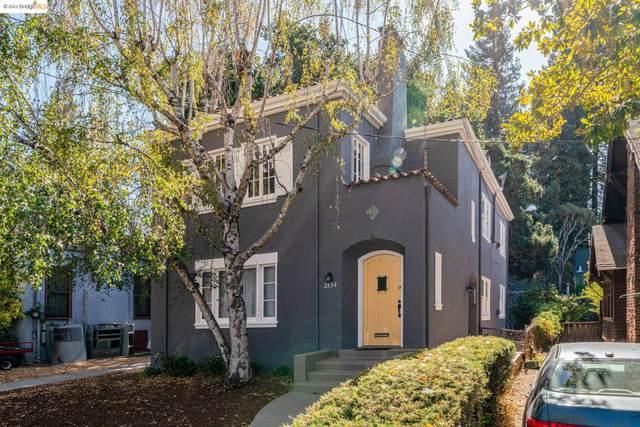 2832 Prince St, Berkeley, CA 94705 (#EB40970767) :: Alex Brant