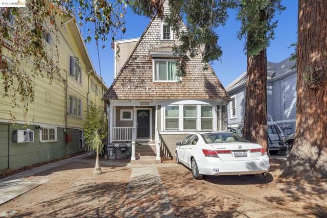 3811-3 Clarke St, Oakland, CA 94609 (#EB40970782) :: The Kulda Real Estate Group