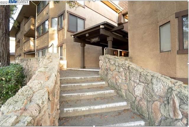 26937 Hayward Blvd 337, Hayward, CA 94542 (#BE40970784) :: The Kulda Real Estate Group