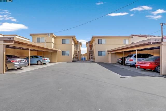 1934 Rumrill Blvd, San Pablo, CA 94806 (#CC40970785) :: The Kulda Real Estate Group