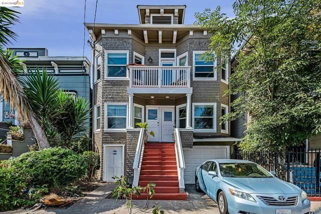 2535 Filbert St, Oakland, CA 94607 (#EB40970791) :: The Sean Cooper Real Estate Group
