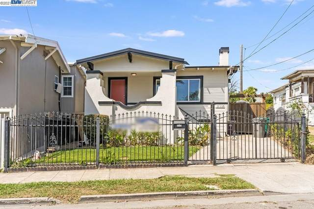 2115 42Nd Ave, Oakland, CA 94601 (#BE40970794) :: Paymon Real Estate Group