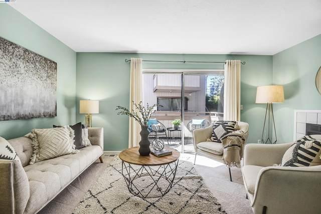 25210 Copa Del Oro Dr 102, Hayward, CA 94545 (#BE40970796) :: The Kulda Real Estate Group