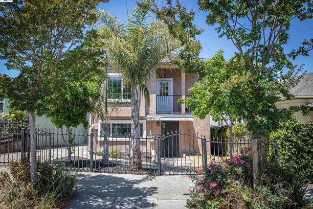 3081 Capp St, Oakland, CA 94602 (#BE40970811) :: The Sean Cooper Real Estate Group