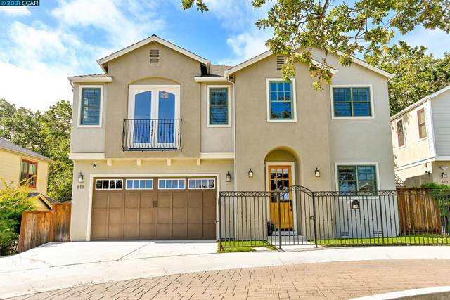 819 Paseo Roble Ct, Walnut Creek, CA 94597 (#CC40970817) :: The Sean Cooper Real Estate Group