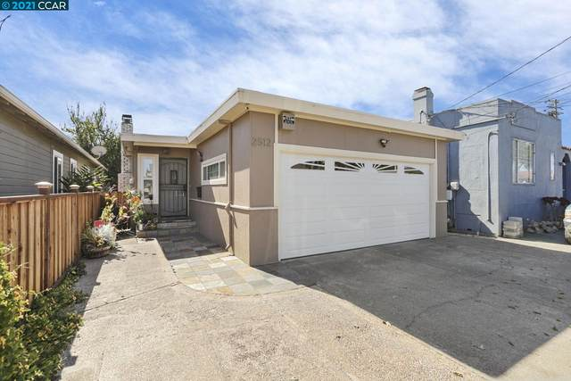 2512 Downer Ave, Richmond, CA 94804 (#CC40970827) :: The Kulda Real Estate Group