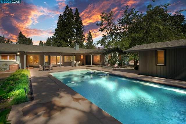 1040 Ina Dr, Alamo, CA 94507 (#CC40970833) :: The Kulda Real Estate Group