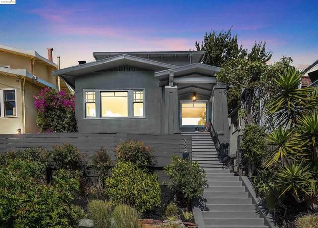 724 Santa Ray Ave, Oakland, CA 94610 (#EB40970834) :: Paymon Real Estate Group