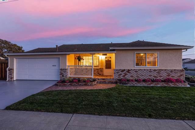 1848 Via Buena Vista, San Lorenzo, CA 94580 (#BE40970836) :: The Kulda Real Estate Group