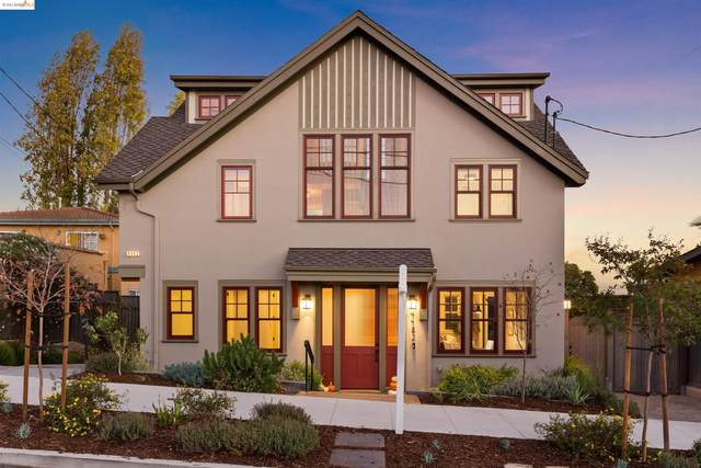 4482 Montgomery Ave, Oakland, CA 94611 (#EB40970842) :: The Kulda Real Estate Group