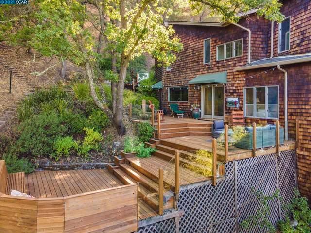 419 Crest Ave, Alamo, CA 94507 (#CC40970874) :: The Kulda Real Estate Group