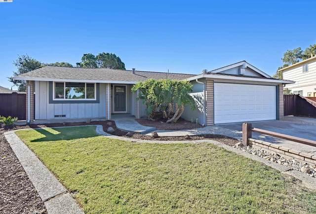 2813 Petunia Ct, Union City, CA 94587 (#BE40970921) :: The Sean Cooper Real Estate Group