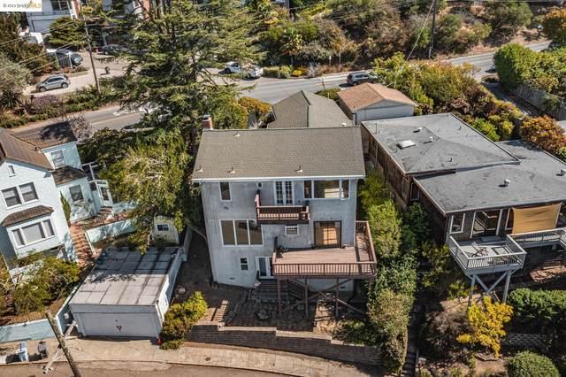 934 Grizzly Peak Blvd, Berkeley, CA 94708 (#EB40970931) :: The Kulda Real Estate Group