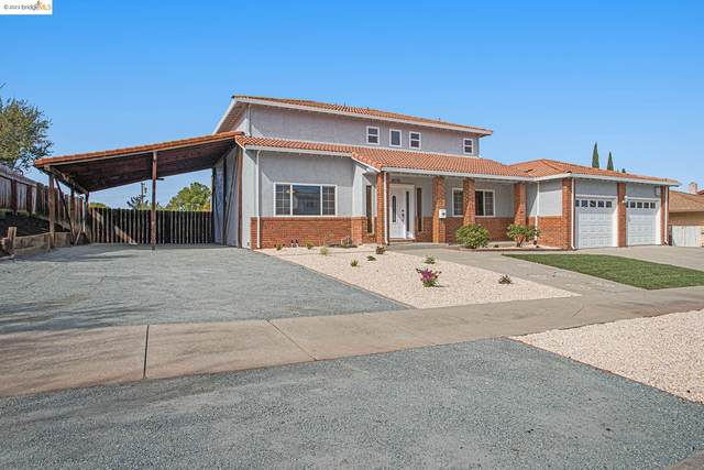 Inverness Dr, Pittsburg, CA 94565 (#EB40970941) :: The Sean Cooper Real Estate Group