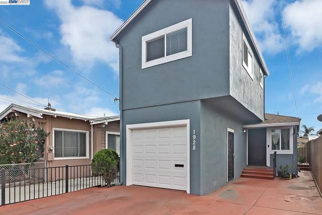 1928 103Rd Ave, Oakland, CA 94603 (#BE40970942) :: Paymon Real Estate Group