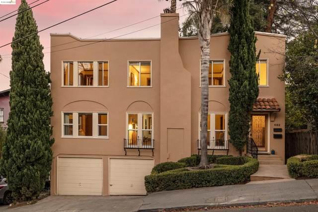 682 Jean St, Oakland, CA 94610 (#EB40970943) :: The Kulda Real Estate Group
