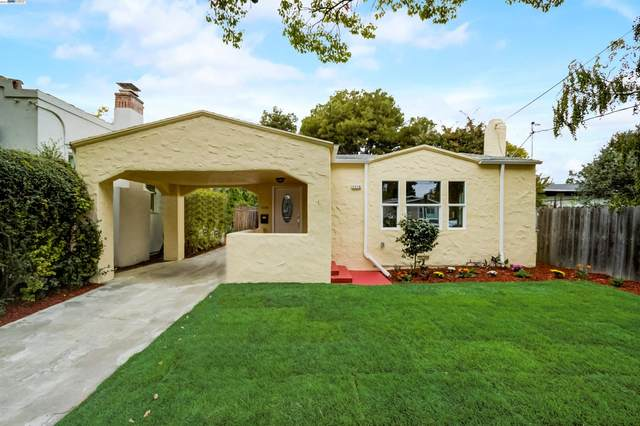 1110 Grove Ave, Burlingame, CA 94010 (#BE40970948) :: The Gilmartin Group