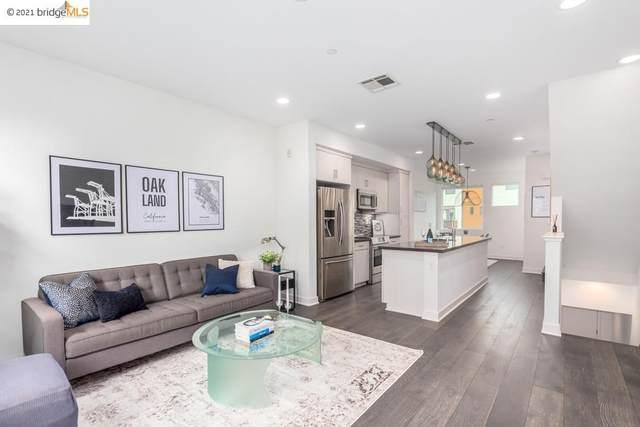 1403 Prescott St, Oakland, CA 94607 (#EB40970982) :: The Kulda Real Estate Group