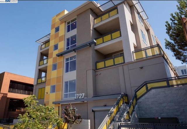 1727 Lacassie Ave 4A, Walnut Creek, CA 94596 (#BE40970991) :: The Sean Cooper Real Estate Group