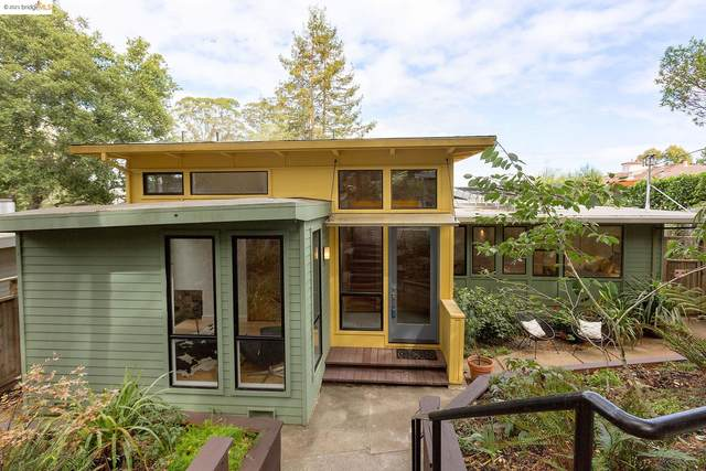 605 Vistamont Ave, Berkeley, CA 94708 (#EB40971016) :: Alex Brant