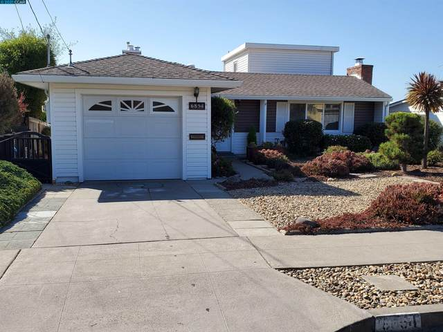 6854 Glen Mawr Ave, El Cerrito, CA 94530 (#CC40971024) :: The Kulda Real Estate Group