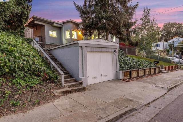 4601 Redding St, Oakland, CA 94619 (#BE40971048) :: Alex Brant
