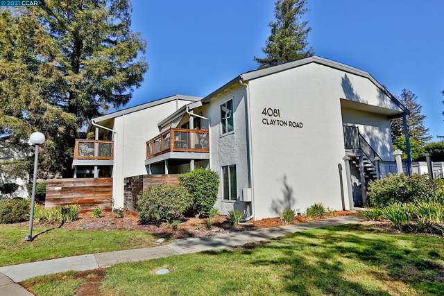 4081 Clayton Rd 208, Concord, CA 94521 (#CC40971068) :: The Kulda Real Estate Group