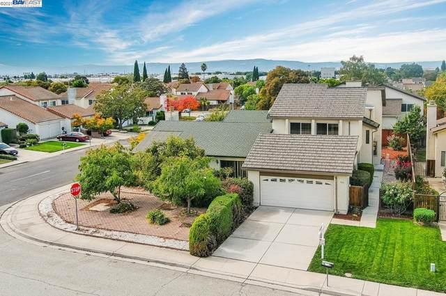 997 Courtland Ct, Milpitas, CA 95035 (#BE40971089) :: The Kulda Real Estate Group