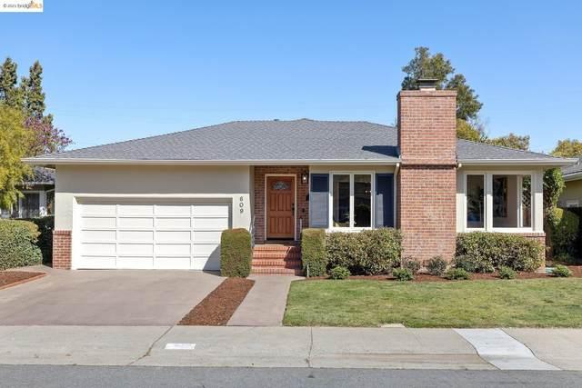 609 Maple St, San Mateo, CA 94402 (#EB40971093) :: The Gilmartin Group