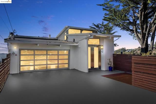 42 Villanova Dr, Oakland, CA 94611 (#EB40971104) :: Intero Real Estate