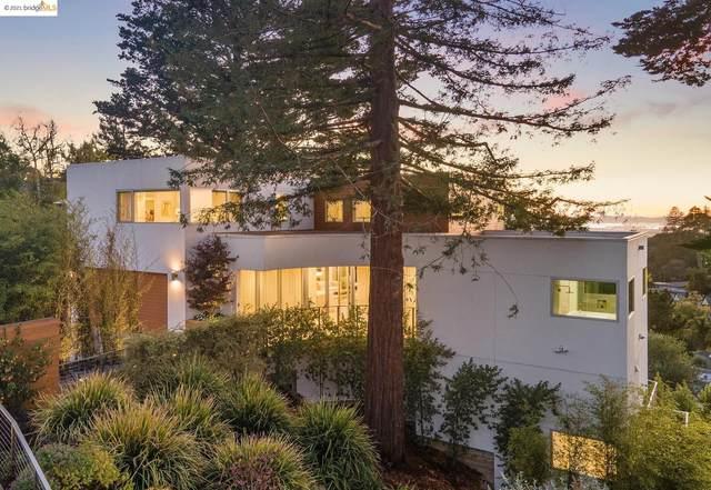 5869 Estates Drive, Oakland, CA 94611 (#EB40971121) :: Intero Real Estate