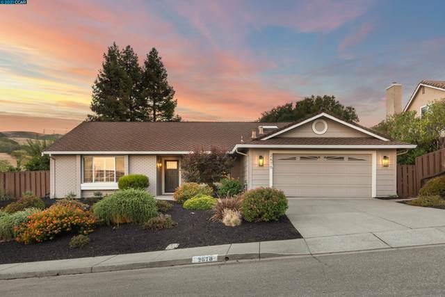 2670 Derby Dr, San Ramon, CA 94583 (#CC40971133) :: The Kulda Real Estate Group