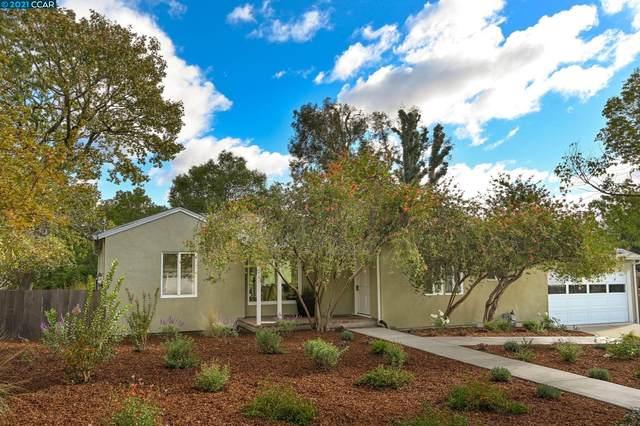1042 El Curtola Blvd., Walnut Creek, CA 94549 (#CC40971131) :: Real Estate Experts