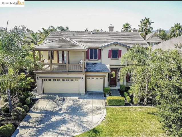 806 Atherton Blvd, Brentwood, CA 94513 (#EB40971139) :: The Kulda Real Estate Group