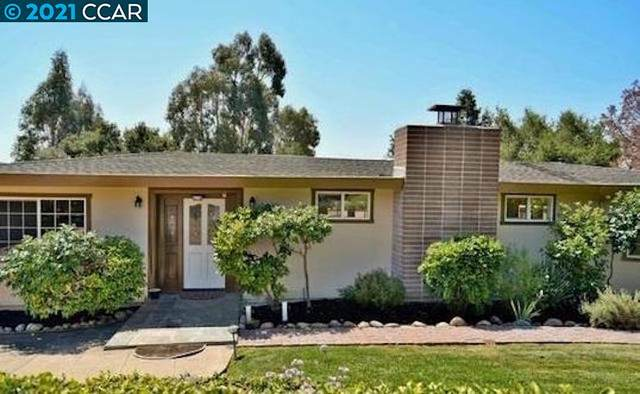 1117 Hillcrest Dr, Lafayette, CA 94549 (#CC40971151) :: Paymon Real Estate Group