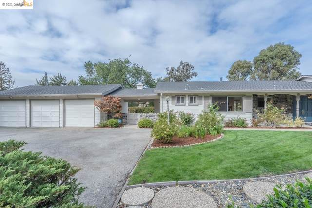 26521 Aric Ln, Los Altos Hills, CA 94022 (#EB40971161) :: The Kulda Real Estate Group