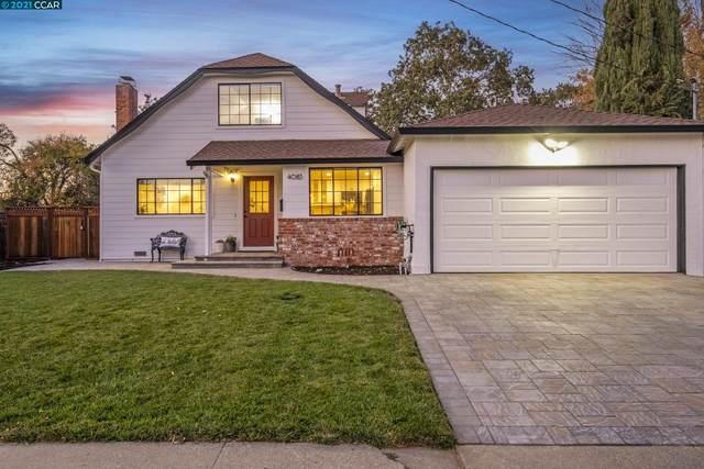 4083 Kensington Dr, Concord, CA 94521 (#CC40971164) :: The Kulda Real Estate Group