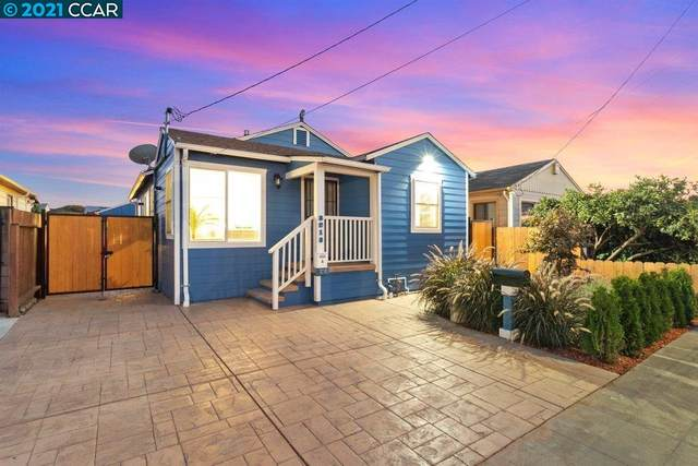 3218 Tulare Ave, Richmond, CA 94804 (#CC40971165) :: The Kulda Real Estate Group