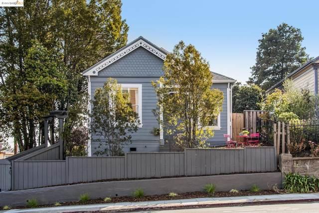 2453 Macarthur Blvd 1, Oakland, CA 94602 (#EB40971167) :: The Kulda Real Estate Group