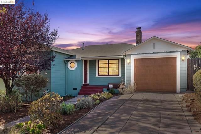 5621 Burlingame Ave, Richmond, CA 94804 (#EB40971166) :: Strock Real Estate