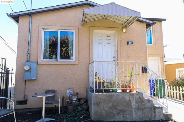 5118 Fresno Ave, Richmond, CA 94804 (#EB40971169) :: Paymon Real Estate Group