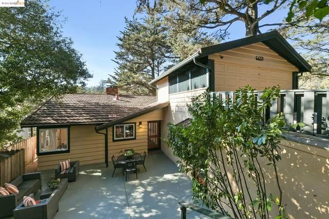 6657 Gunn Dr, Oakland, CA 94611 (#EB40971176) :: The Gilmartin Group